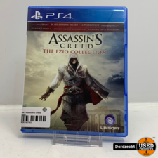 Playstation 4 spel | Assassin's Creed The Ezio Collection