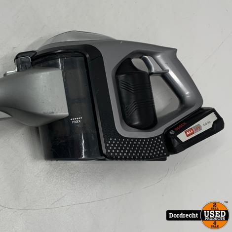 Bosch Unlimited Serie 8 draadloze stofzuiger | Met Accu en lader | Met garantie