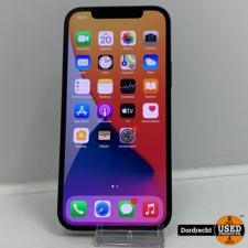 iPhone 12 64GB Zwart | Met garantie