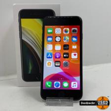 iPhone SE 64GB zwart (2020)   Met garantie