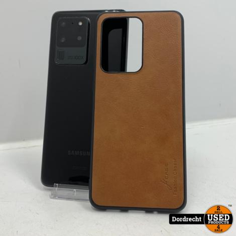 Samsung Galaxy S20 Ultra 5G 128GB | In hoes | Met garantie