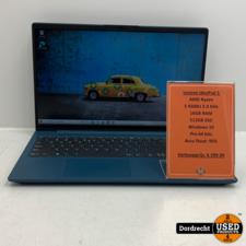 Lenovo Ideapad 5 laptop   AMD Ryzen 5 2.4 GHz 16GB RAM 512GB SSD Windows 10   Met garantie