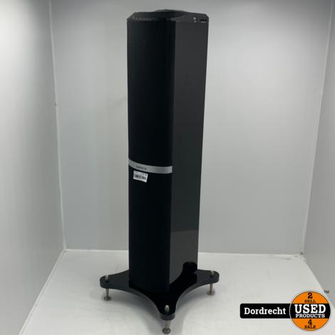 Lenco iPod Tower / speaker Zwart | Te gebruiken met aux | Met garantie