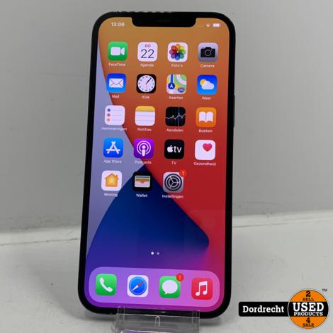 iPhone 12 Pro Max 128GB blauw   Apple garantie 10 december 2021