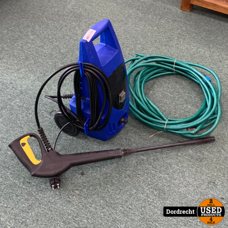 KINZO 52520 hogedrukreiniger | 1850 Watt | Met garantie