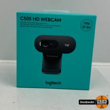 Logitech LOGI HD Webcam C505   Nieuw in doos   Met garantie