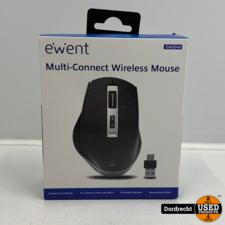 Ewent EW3240 muis Rechtshandig RF draadloos + Bluetooth | Nieuw in doos | Met garantie