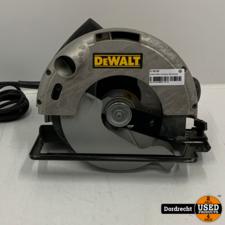 DeWalt DW62 cirkelzaag | Met garantie