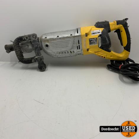Powerplus x119 Boor/Breekhamer | In kist | Met garantie