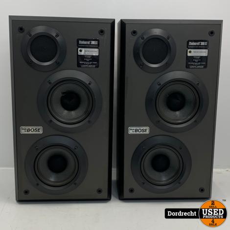 Bose Studiocraft 300ST ML3 (BLK) Speaker set | Met garantie