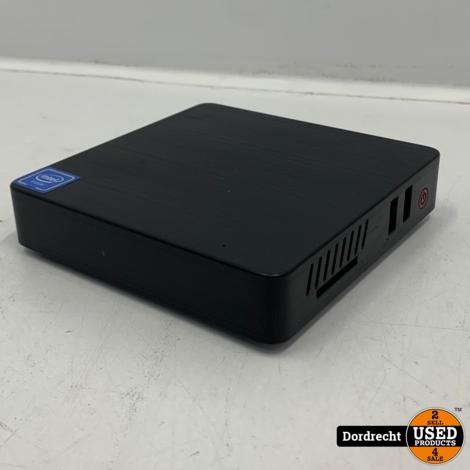 Minis Forum Z83-F Mini PC / Computer | Intel Atom 1.4GHz 4GB RAM 64GB eMMC Windows 10 pro | Met garantie