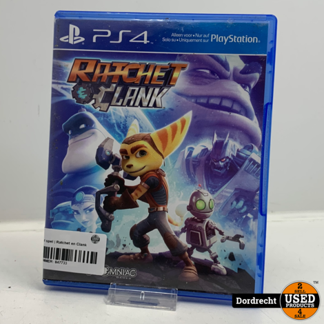 Playstation 4 spel | Ratchet en Clank