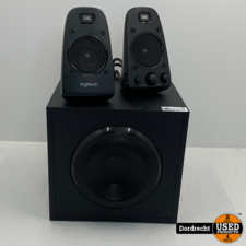 Logitech Speaker System Z623 zwart   Met garantie