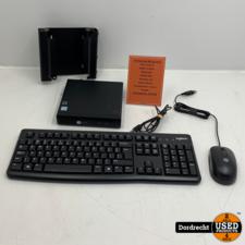 HP ProDesk 400 G2 Desktop Mini   Intel Core i3 256GB SSD 8GB RAM Windows 10   Met garantie