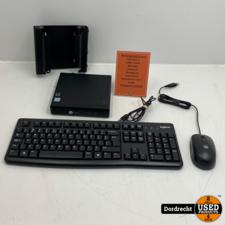 HP ProDesk 400 G2 Desktop Mini | Intel Core i3 256GB SSD 8GB RAM Windows 10 | Met garantie