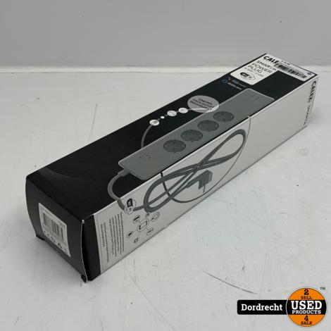 Calex Holland Slimme stekkerdoos | 4-voudig 2x USB | Nieuw in doos | Met garantie