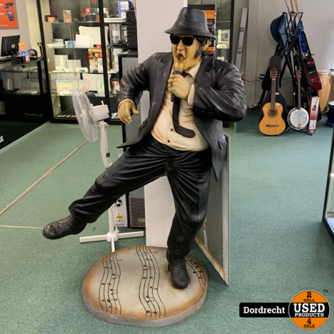 Life size Joliet Jack   Blues Brothers   Levensgrote Pop