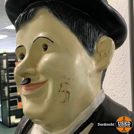 Life size Hardy | Van Laurel en Hardy | Levens grote Pop