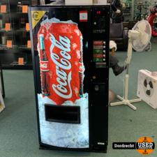 Coca Cola blikjes machine   Werkt perfect