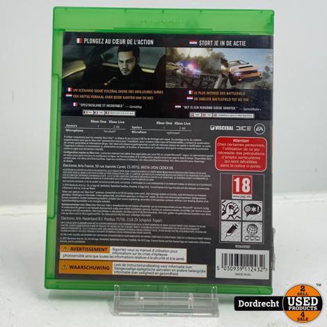 XBOX One Spel | Battlefield - Hardline