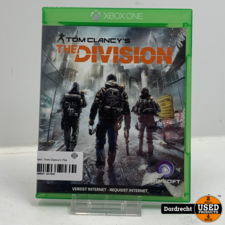 XBOX One Spel   Tom Clancy's The Division