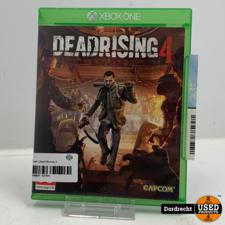 XBOX One Spel   Dead Rising 4