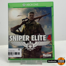XBOX One Spel   Sniper Elite 4