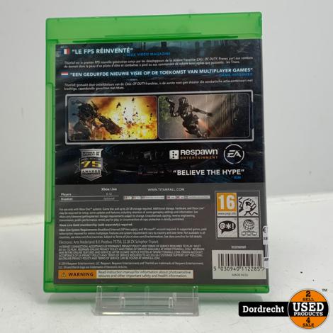 XBOX One Spel    Titanfall