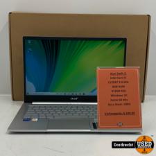 Acer Swift 3 SF314-59-50ZK Laptop   Intel i5 1135G7 2.4 GHz 8GB RAM 512GB SSD Windows 10   Nieuw uit doos   Met originele bon