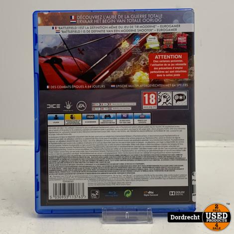 Playstation 4 spel | Battlefield 1