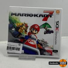 Nintendo 3DS Spel | Mariokart 7 | In hoes