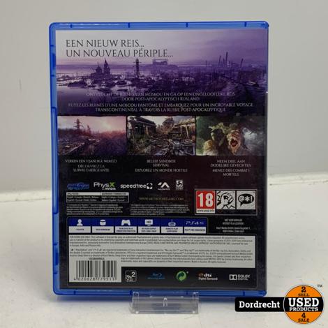 Playstation 4 spel | Metro Exodus