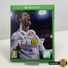 Xbox One spel   FIFA 18