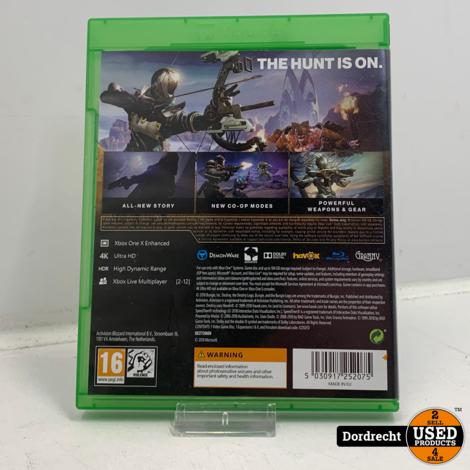 Xbox One spel   Destiny 2 - Forsaken Legendary Collection