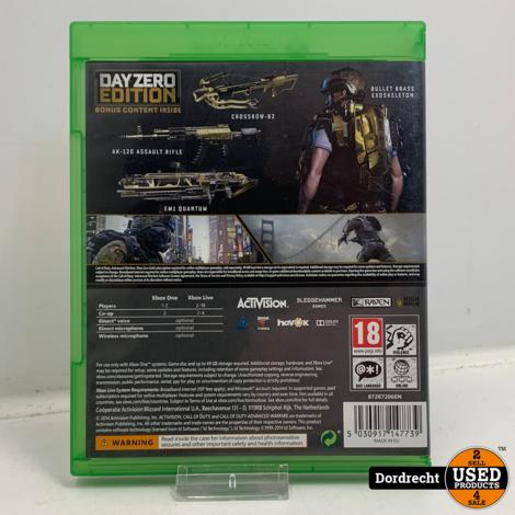 Xbox One spel   Call of Duty - Advanced Warfare Day 0 Edition