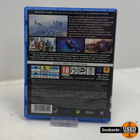 Playstation 4 spel | Grand theft Auto V