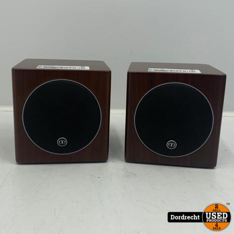 Monitor Audio Radius 45 Speaker   Set van 2   Met garantie
