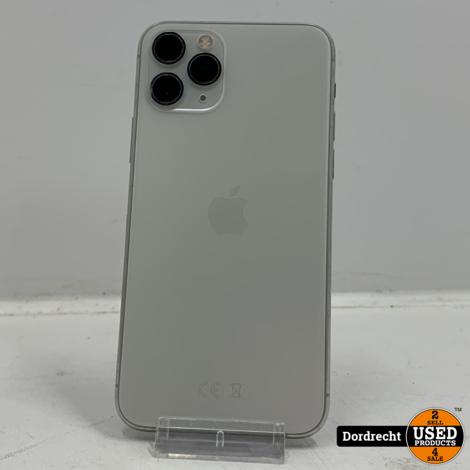 iPhone 11 Pro 64GB Zilver   Met garantie