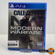 Playstation 4 spel |  Call of Duty Modern Warfare