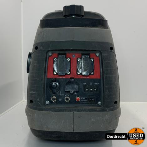 Briggs en Stratton P2200I inverter generator | Met garantie
