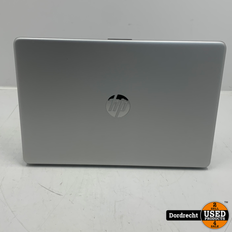 HP 15S-EQ0842ND Laptop   AMD Ryzen 3 3200U 2.6 GHz 8GB RAM 512GB SSD  Windows 10   Met garantie