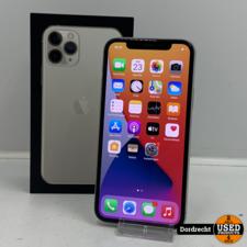 iPhone 11 Pro 64GB Wit   In doos   Met garantie