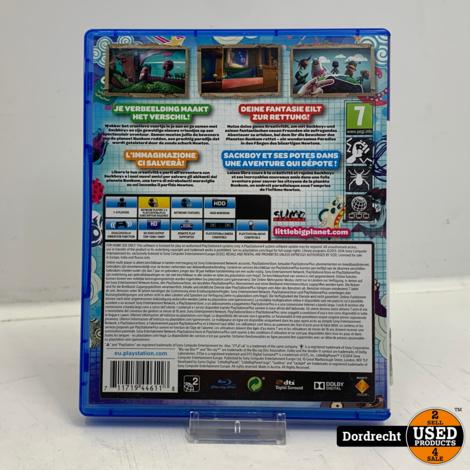 Playstation 4 spel    LittleBigPlanet 3