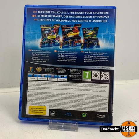 Playstation 4 spel   LEGO Dimensions