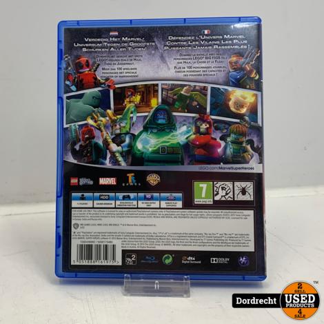 Playstation 4 spel   LEGO Marvel Super Heroes