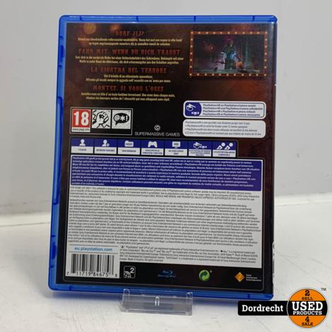Playstation 4 spel | Until Dawn - Rush of Blood