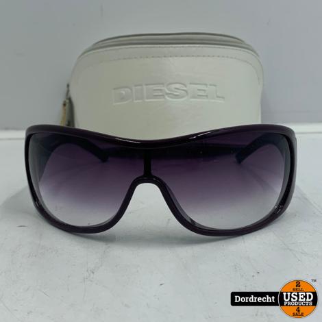 Diesel DS 0081 Zonnebril | In hoes