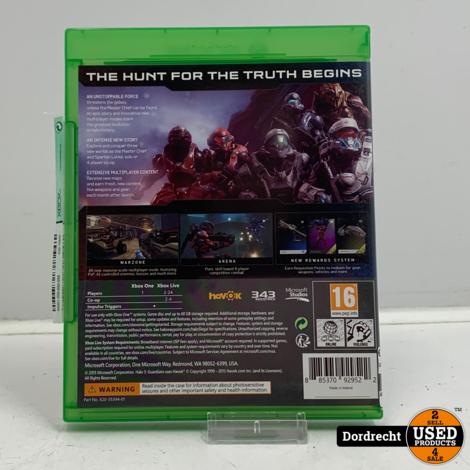 Xbox One Spel   HALO 5