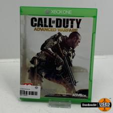 Xbox One Spel   COD Advanced Warfare