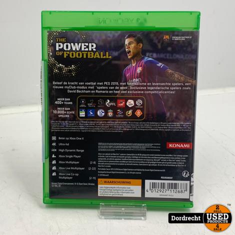 Xbox One Spel | PES 2019